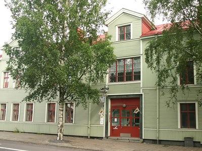 STF vandrarhem Umeå, Klicka på bilden för att komma till deras hemsida.